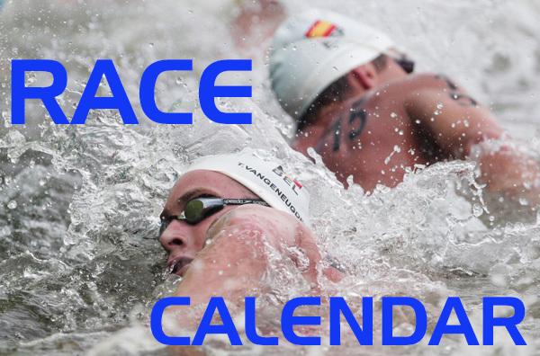 Race Calendar 2017.