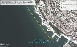Crikvenica Challenge 500m