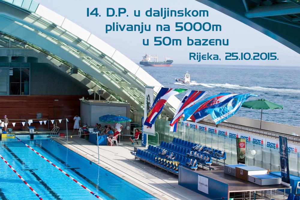 14. DP 5000m Kantrida 2015