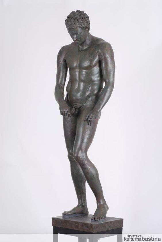 apoxyomenos-statua