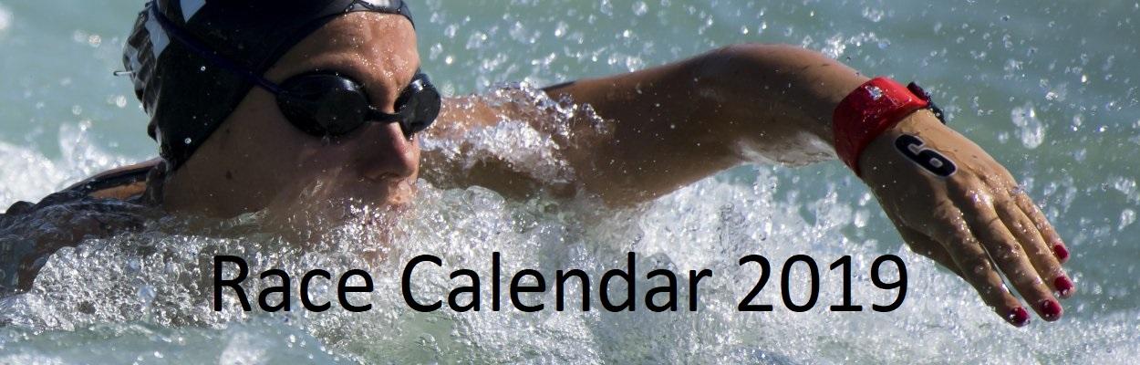 2019. Race Calendar